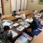2020.03.05. MPJA様より、「港日本語教室」にご寄付を頂きました
