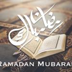 2018年5月16日ラマダーンが始まりました。