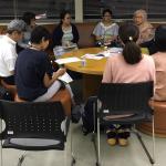 8月22日名古屋市多文化共生会議にて「活動報告」